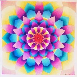 Mandala: l'incontro con l'anima