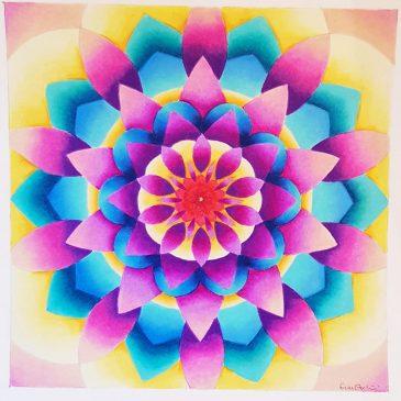 Il Mandala come strumento per scoprire qualità e ombre dentro di noi