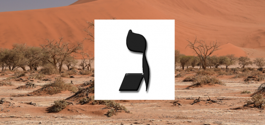 Ghimel: l'armonia dentro di noi